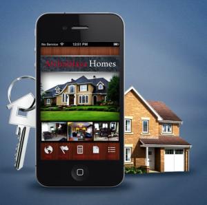 Realtors phone app